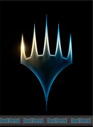 マジック:ザ・ギャザリング プレイヤーズカードスリーブ 『ドミナリア』 《プレインズウォーカー・シンボル》 (MTGS-034)