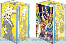 ブシロードデッキホルダーコレクションV2 Vol.425 フューチャーカード バディファイト『星詠スバル&クロス』
