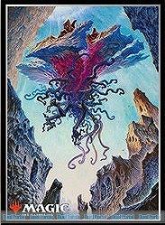 マジック:ザ・ギャザリングプレイヤーズカードスリーブ《引き裂かれし永劫、エムラクール》(MTGS-035)