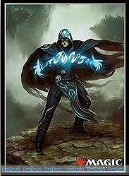 マジック:ザ・ギャザリングプレイヤーズカードスリーブ《精神を刻む者、ジェイス》(MTGS-037)