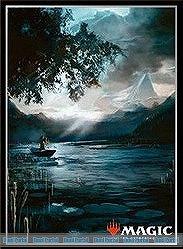 マジック:ザ・ギャザリングプレイヤーズカードスリーブ《涙の川》(MTGS-039)
