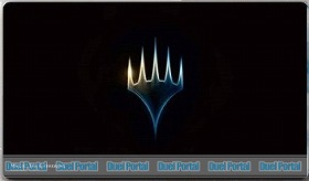 マジック:ザ・ギャザリング プレイヤーズラバーマット 『ドミナリア』 プレインズウォーカー・シンボル (MTGM-006)